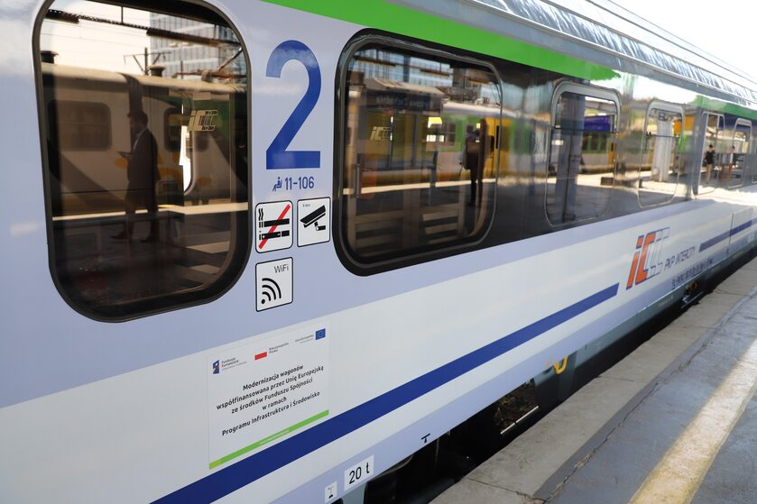 Wagon PKP Intercity