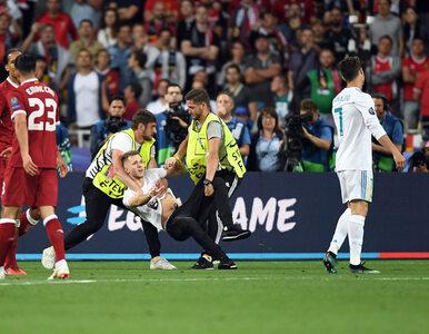 Skandal w finale Ligi Mistrzów. Ronaldo długo nie zapomni tej sytuacji