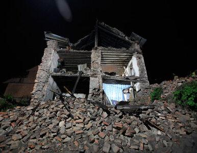 Pod gruzami wciąż są ciała. Rośnie liczba ofiar trzęsienia