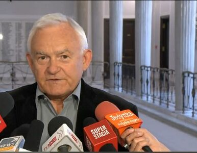 Miller: każdy chciałby być wybrany tak jak Tusk