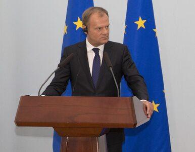 Tusk gotów zwołać nadzwyczajny szczyt UE ws. imigrantów. Wszystko w...