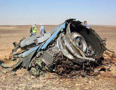 Bomba przyczyną katastrofy rosyjskiego samolotu? Rosja zawiesza...