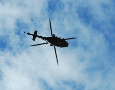 Helikoptery zderzyły się w powietrzu. 12 osób zaginionych