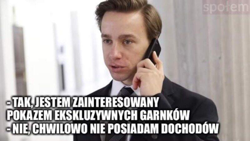 Kampania telefoniczna Marcina Bosaka